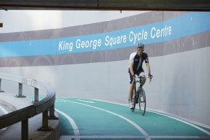 King george square cycle centre