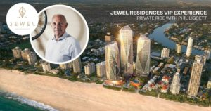 Jewel Residences VIP Experience Private Ride With Phil Liggett